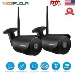 2X YI IOT HD 1080P WIFI IP Security Camera Night Vision Moti