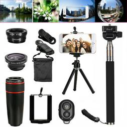 All in 1 Accessories Phone Camera Telephoto Lens Selfie Trip