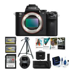 Sony Alpha a7 II Mirrorless Digital Camera  and Accessories