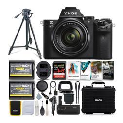 Sony Alpha a7 II Mirrorless Digital Camera w/ 28-70mm Lens &