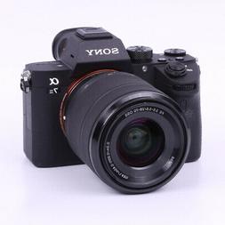 Sony Alpha a7 III Mirrorless Digital Camera Body with 28-70m