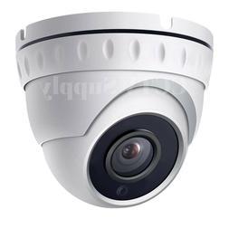 Analog CCTV 4MP 5MP TVI/AHD/CVI/CVBS Dome Camera Wide Angle