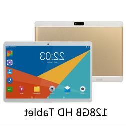 Android 8.0 Ten Core 10.1 Inch HD Game Tablet Computer GPS W