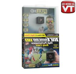 As Seen on TV Bell + Howell Tac Camera, Tiny HD Body Camera