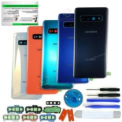 Back Glass Replacement Kit For Samsung Galaxy S10/10e/S10+Ca
