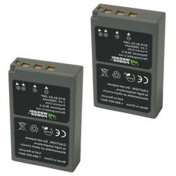 Wasabi Power Battery for Olympus BLS-5, BLS-50, PS-BLS5