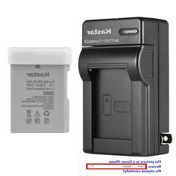 Kastar Battery Slim Charger for Nikon EN-EL14a MH-24 & Nikon