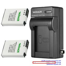 Kastar Battery Wall Charger for Nikon EN-EL12 MH-65 & Nikon