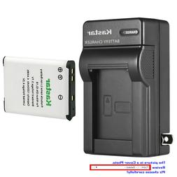 Kastar Battery Wall Charger for Nikon EN-EL19 Nikon Coolpix