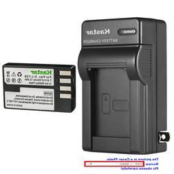 Kastar Battery Wall Charger for Pentax D-Li109 D-BC109 & Pen
