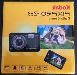 Brand New Kodak PIXPRO FZ53 Compact Camera 16mp, 5X Optical