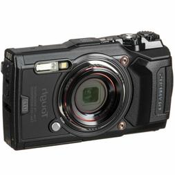 Brand New Olympus Tough TG-6 Waterproof Camera, Black Tg6 Wa