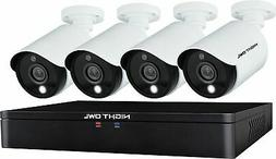 Night Owl Wired 1080p HD Indoor/Outdoor 1TB Security Camera