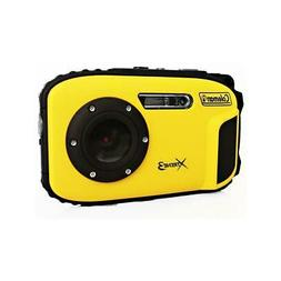 COLEMAN C9WP-Y 20.0 Megapixel Xtreme3 HD/Video Waterproof Di