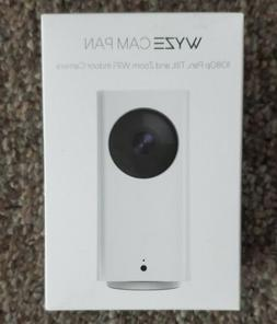 Wyze Cam Pan 1080p Pan/Tilt/Zoom Wi-Fi Indoor Smart Home Cam