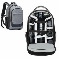 Camera Backpack SLR DSLR Camera Bag for Sony Canon Nikon Oly