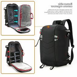Camera Backpack Large Organizer For Canon Nikon Sony SLR DSL