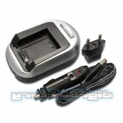 Camera Battery Charger Fujifilm Fuji NP-50 NP50 F60fd F100fd