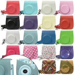 Camera Case Bag for Fujifilm Instax Mini 8 / 8+ / 9 Camera -