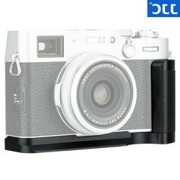 JJC Camera Hand Grip L Bracket Plate  Skidproof for Fujifilm