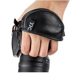Camera Hand Strap Leather fits nikon D5500 D3400 D3300 D7200