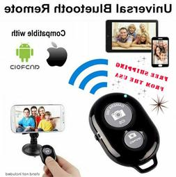 Camera Shutter Bluetooth remote control  Battery Included