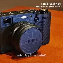 Camera Skin Decal Sticker Fr Fuji X100V Fujifilm Antiscratch