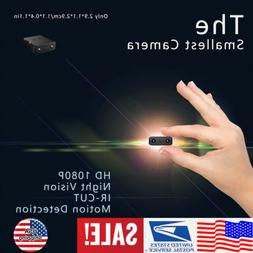 Camera Small Mini With Motion Detection Night Vision Home Ca