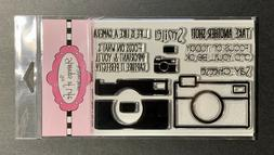 THE STAMPS OF LIFE - CAMERA2STAMP- STAMP SET - NEW