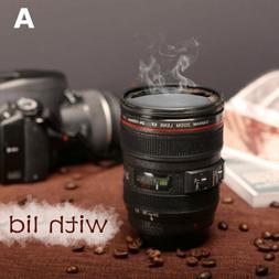 Caniam Camera Lens Mug Cup EF 24-105mm Tea Coffee Mug Creati