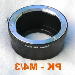 Canon EOS Lens to MFT M4/3 Panasonic GF7 GF5 GX1 G3 G2 adapt
