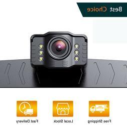 Xroose Backup Camera Waterproof License Plate Nite View Visi