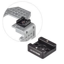 Cold Hot Shoe Mount Adapter Holder for DSLR Camera Flash Lig