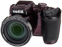 Nikon COOLPIX B500 Digital Camera - Plum