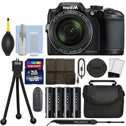 Nikon Coolpix B500 16MP Digital Camera 40x Optical Zoom Blac
