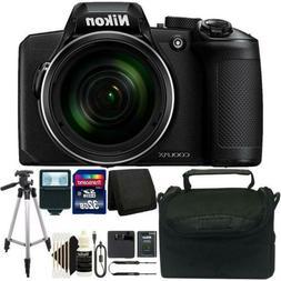 Nikon COOLPIX B600 16MP 60x Optical Zoom Digital Camera with