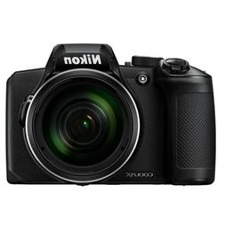 Nikon COOLPIX B600 16MP 60x Optical Zoom Digital Camera + 16