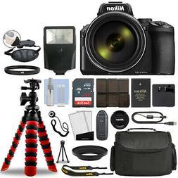 Nikon Coolpix P950 16MP 4K Digital Camera with 83x Optical Z