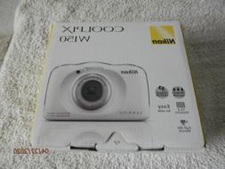 Nikon Coolpix W150 13.2MP Point & Shoot Camera - White