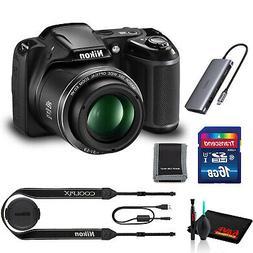 Nikon Coolpix W150 Digital Camera  with 16GB Memory Kit