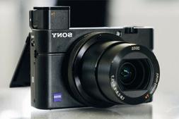 Sony Cyber-shot DSC-RX100 IV Digital Camera - DSCRX100M4/B