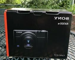 Sony Cyber-shot DSC-RX100 VII - 20.1MP Point & Shoot Digital