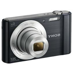 Sony Cyber-shot DSC-W810 20.1MP Digital Camera 6x Optical Zo