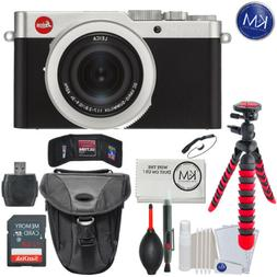 Leica D-Lux 7 Camera with 32GB Memory & Essential Bundle