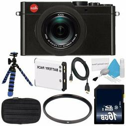 Leica D-LUX  Digital Camera  Starter Bundle 07