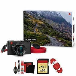 Leica D-LUX  Digital Camera Explorer Kit  and Bundle