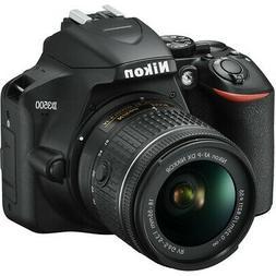 Nikon D3500 Digital SLR Camera w AF-P DX NIKKOR 18-55mm f/3.