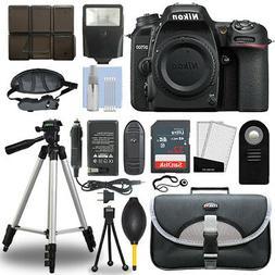 Nikon D7500 20.9 MP Digital SLR Camera Body + 32GB Top Acces