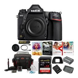 Nikon D780 DSLR Camera Body with 32GB Card, Camera Case, & S
