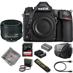 Nikon D780 DSLR Camera with AF-S 50mm f/1.8G Lens, 64GB  SD
